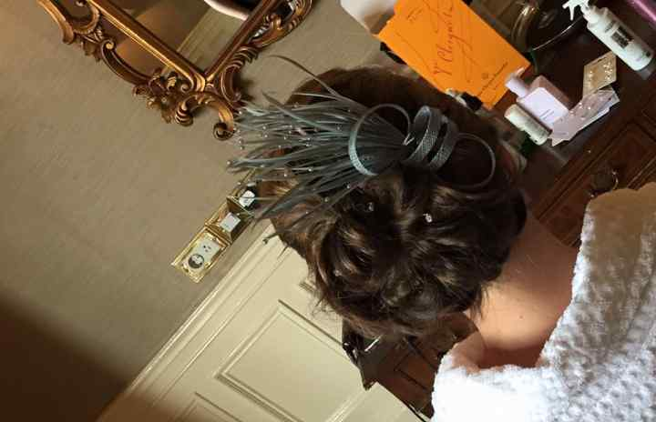 Fox Hairdressing - Wedding Hair