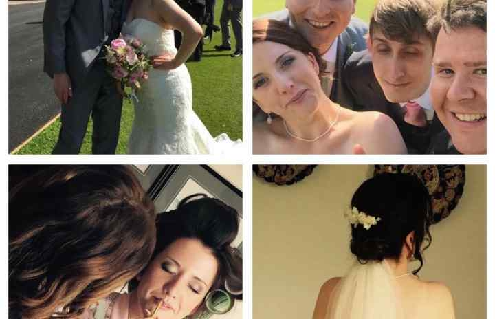 Fox Hairdressing - Weddings Becki Ralph