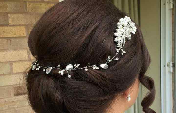 Fox Hairdressing - Weddings 2
